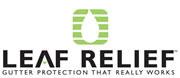 Leaf Relief Logo Small
