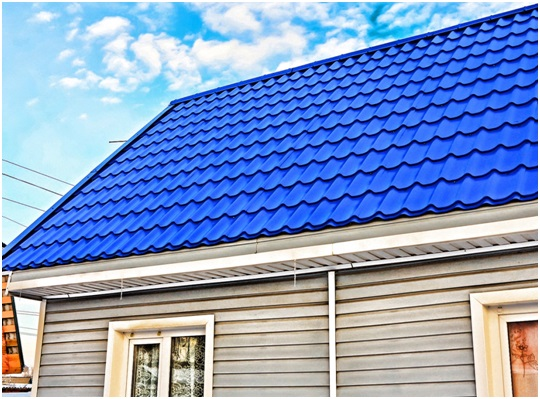 How pigment technology makes metal roofs energy efficient for Efficient roofing