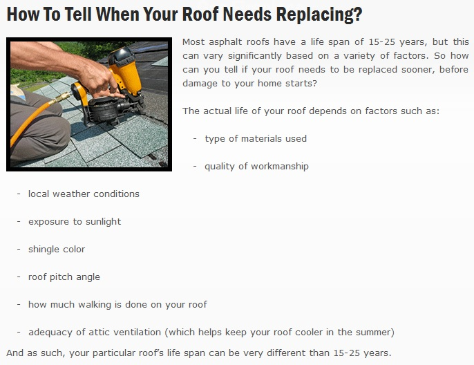 See Your Tinley Park Il Roofing Contractors To Have Your