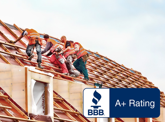 A Rating In Roofing From Bbb What This Means For You