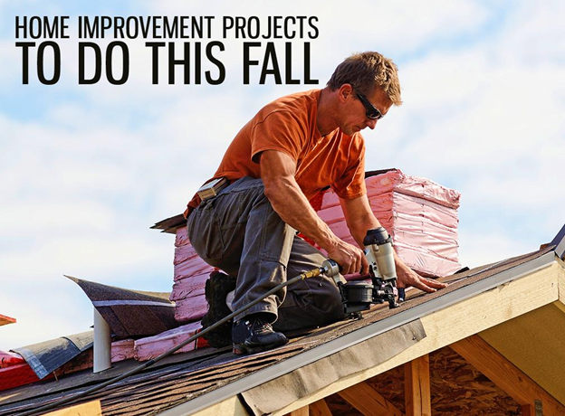 Home Improvement Projects to Do This Fall