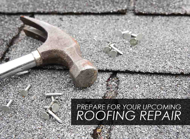 5 Steps to Prepare for Your Upcoming Roofing Repair