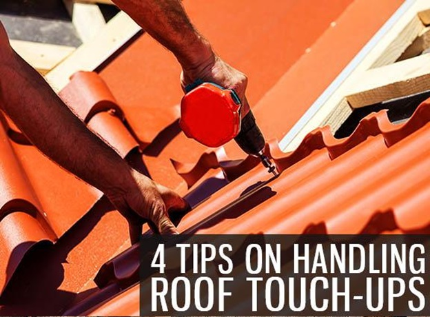 4 Tips on Handling Roof Touch-Ups