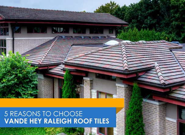 Raleigh Roof Tiles