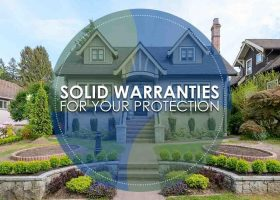 Solid Warranties For Your Protection