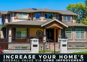 Increase Your Home's Overall Value Via Home Improvement
