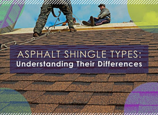 Asphalt Shingle Types Understanding Their Differences