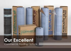 Our Excellent Commercial Roofing Options