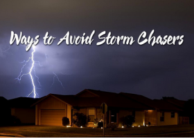 4 Ways to Avoid Storm Chasers