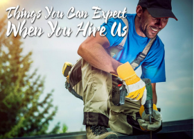 5 Things You Can Expect When You Hire Us