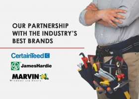 Our Partnership with the Industry's Best Brands