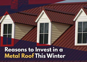 Reasons to Invest in a Metal Roof This Winter