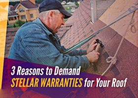 3 Reasons to Demand Stellar Warranties for Your Roof