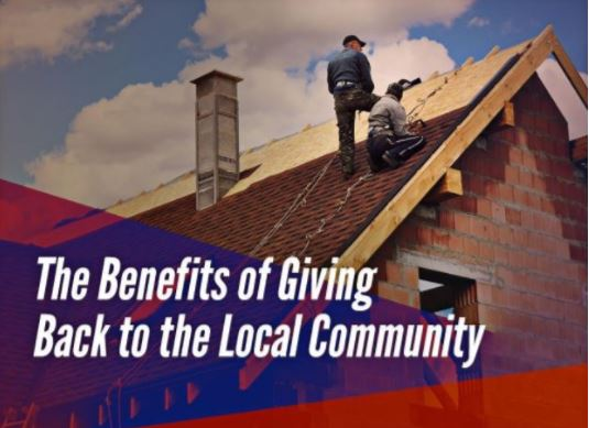 The Benefits Of Giving Back To The Local Community