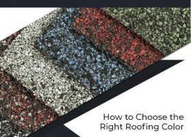 How to Choose the Right Roofing Color