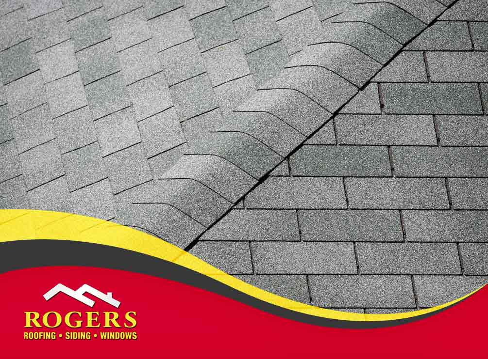 Asphalt Shingle Aging Different Stages Of Deterioration
